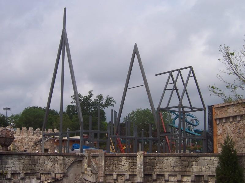Parque Tematico de Harry Potter
