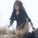 Helena Bonham Carter en Harry Potter y las Reliquias de la Muerte