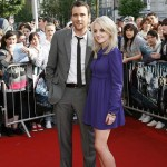 MATTHEW LEWIS (NEVILLE LONGBOTTOM) and EVANNA LYNCH (LUNA LOVEGO