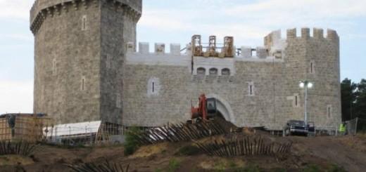 Castillo Surrey