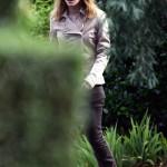 Emma Watson en las reliquias de la muerte