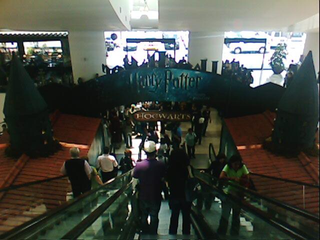 Exposición Harry Potter en México
