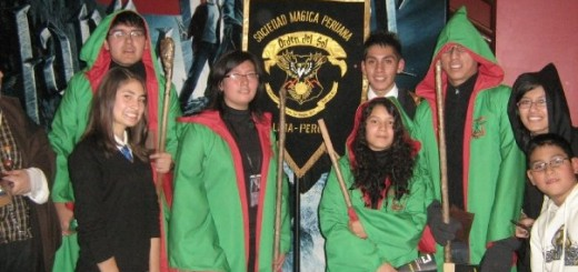 Harry Potter 6 en Perú