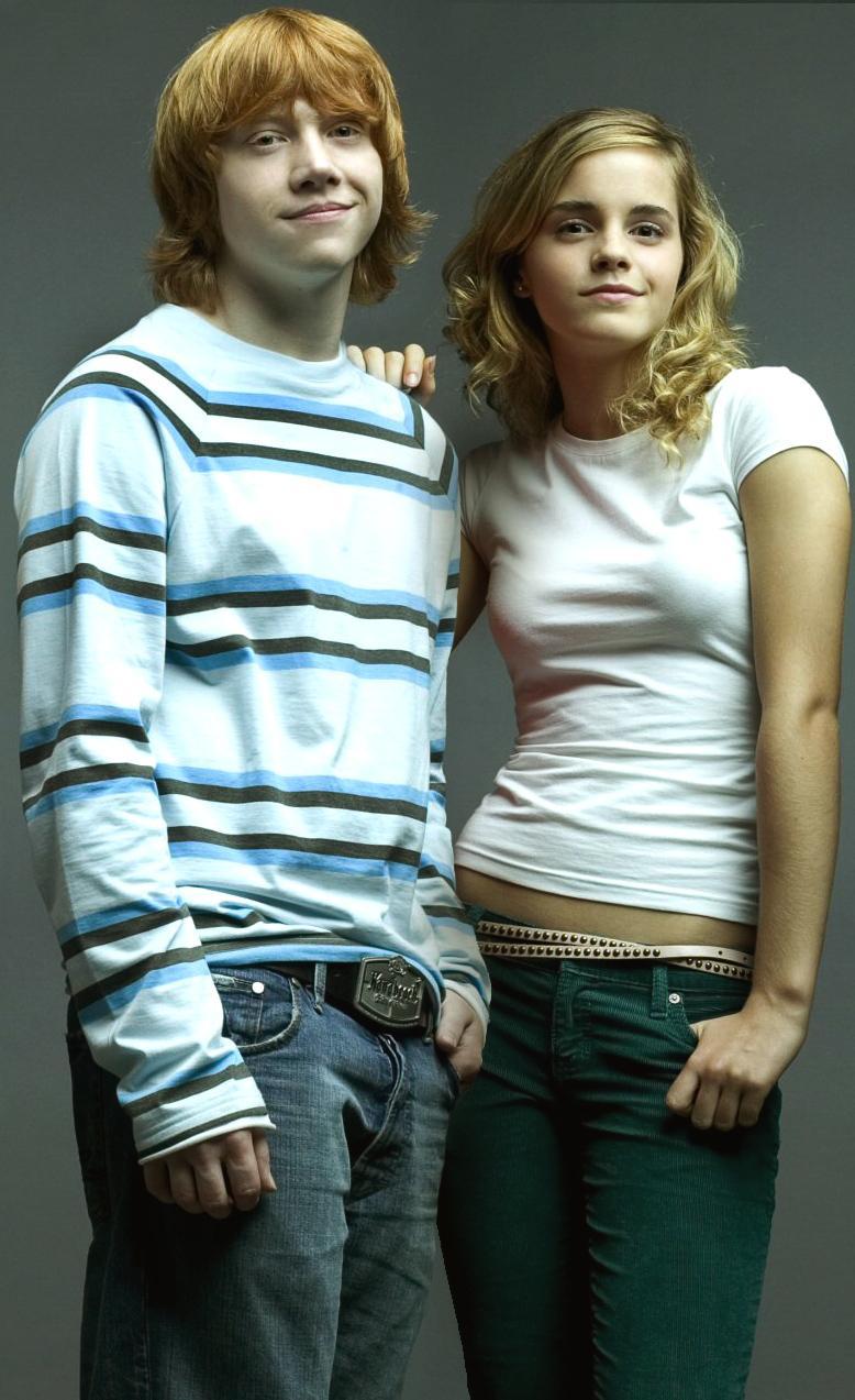 Rupert y Emma