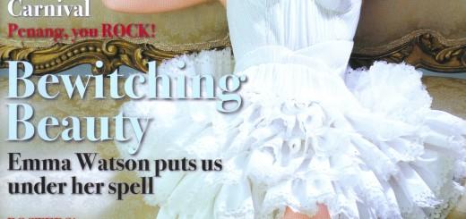 Emma Watson - Galaxie Magazine - BlogHogwarts