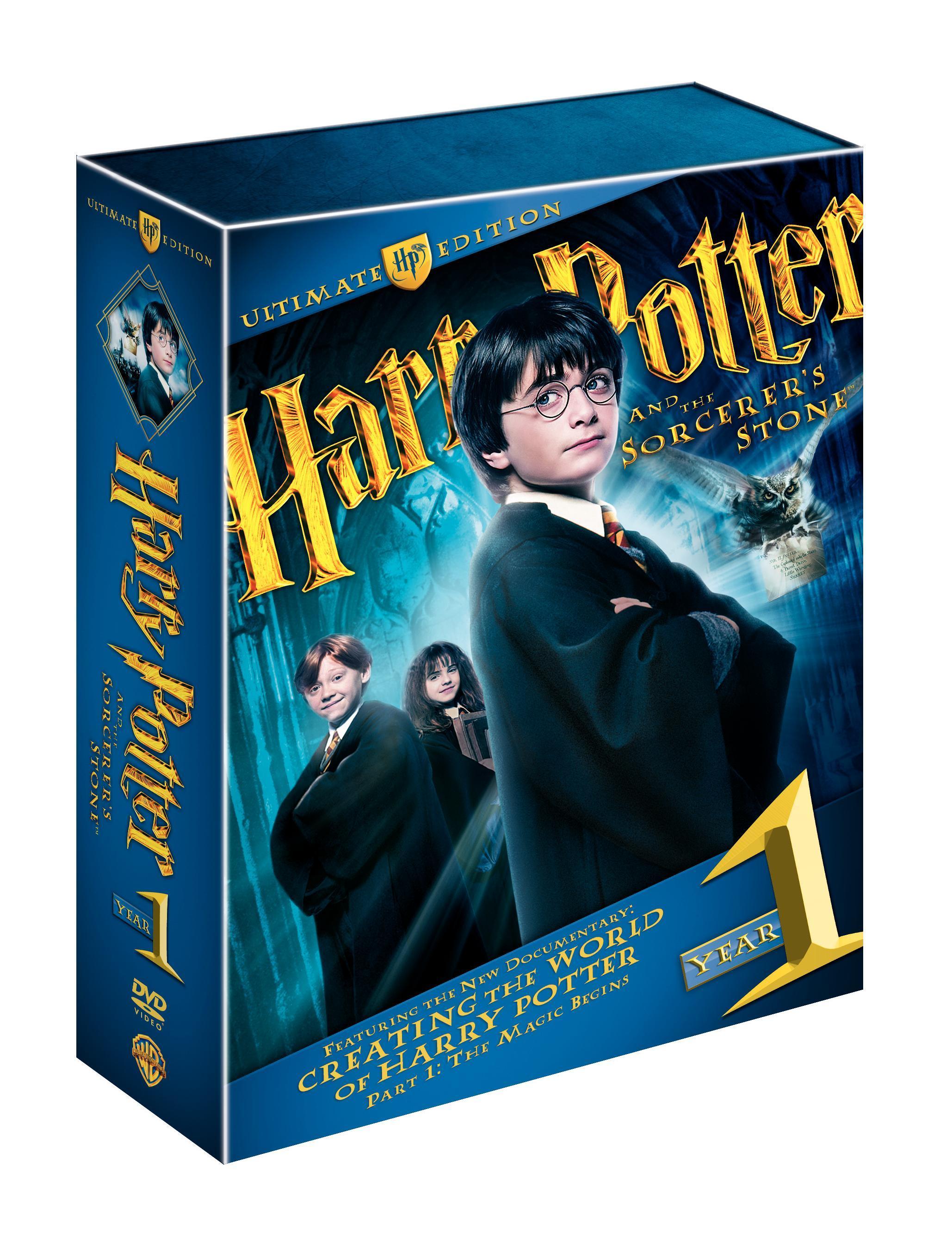 Set de Edición de COleccionista de Harry Potter y la Piedra Filosofal 01