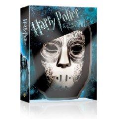 Máscara Mortífagos en el DVD de El Misterio del Príncipe