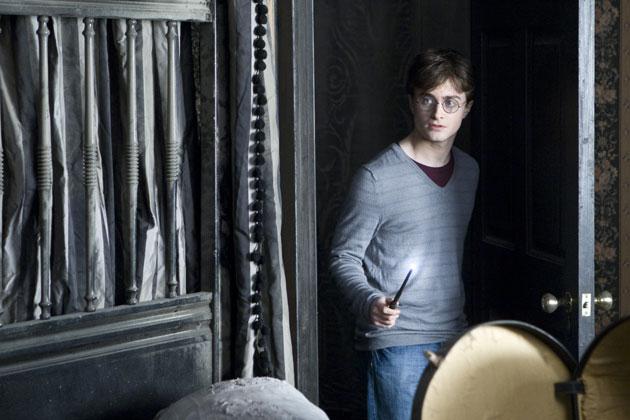 Harry Potter 7 Parte 1 Harry Grimmauld Place