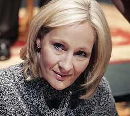 Escritora JK Rowling