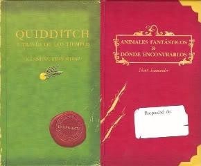 Harry Potter Libros Complementarios
