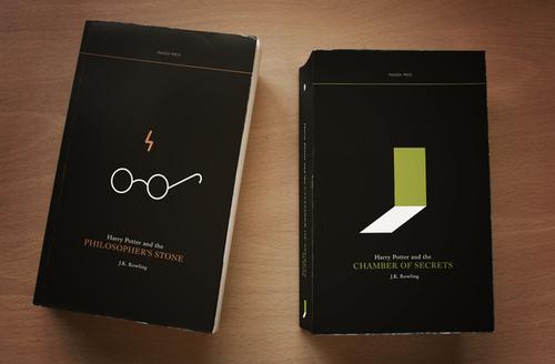 Book Cover Portadas S : Artista independiente rediseña portadas de los libros