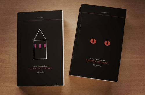 Book Cover Portadas : Artista independiente rediseña portadas de los libros