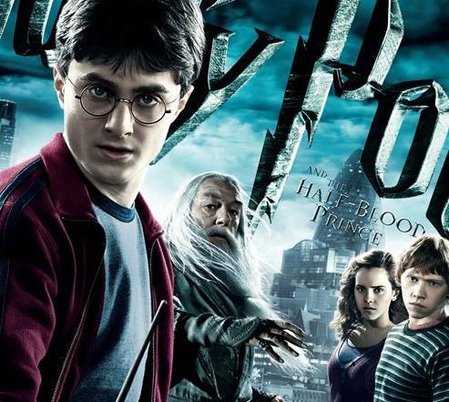 Harry Potter BAFTA