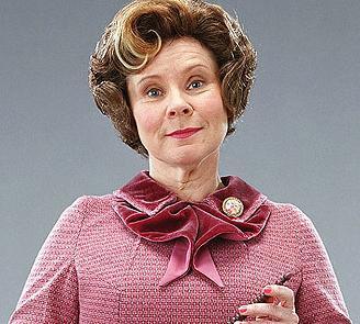 Harry Potter Dolores Umbridge