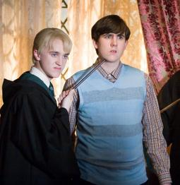 Harry Potter Draco Neville