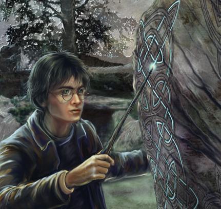Harry Potter HP7-2