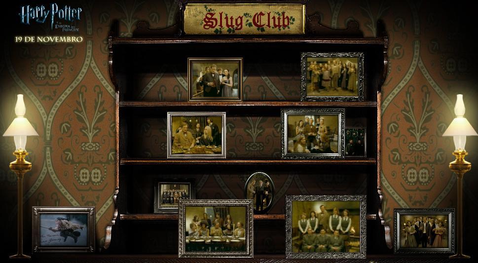 Harry Potter Slug Club 08