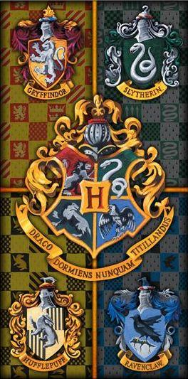 Harry Potter Towel 03