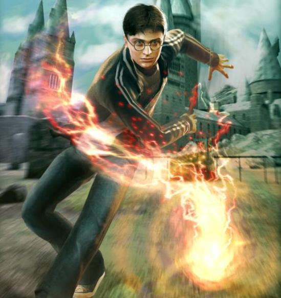 Harry Potter Game 6