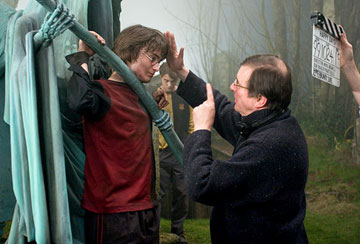 Harry Potter Mike Newell