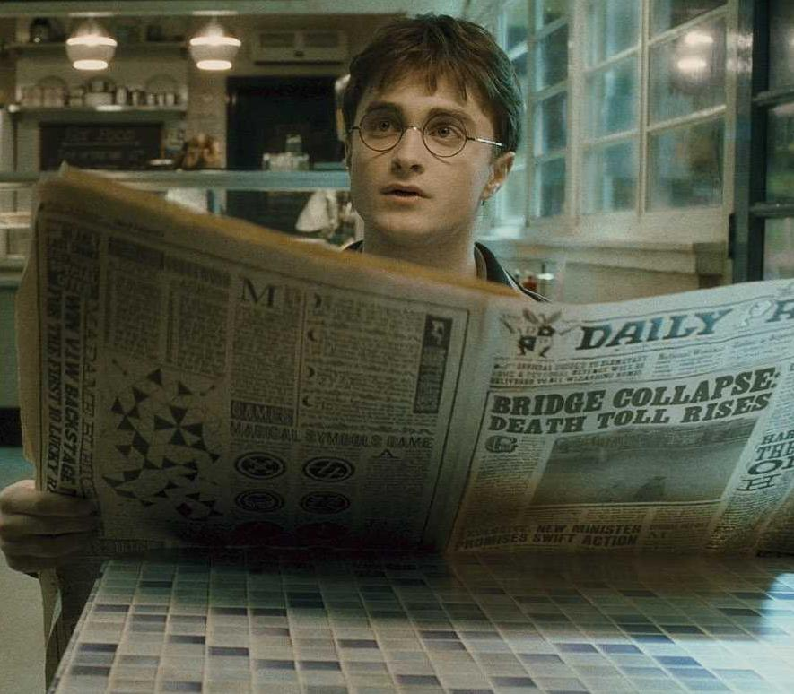 Harry Potter Principe