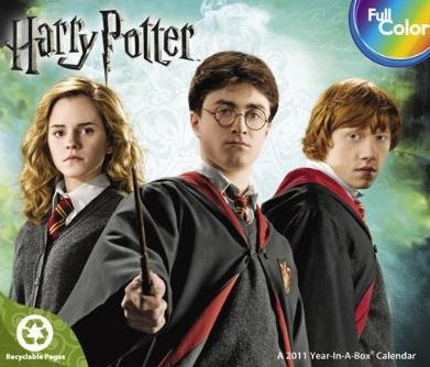 Harry Potter Calendario 2011