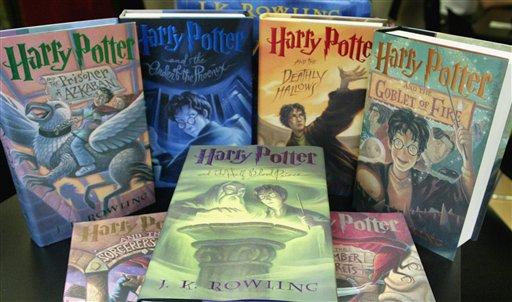 Harry Potter Auction
