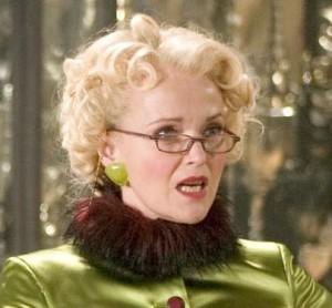 Harry Potter Rita Skeeter