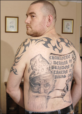 Harry Potter Tatuaje 01