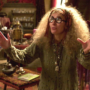 Harry Potter Trelawney