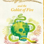 Harry Potter & the Goblet of Fire New Cover