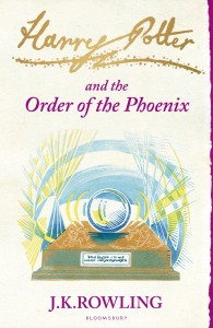 Harry Potter & the Order of the Phoenix New Cover