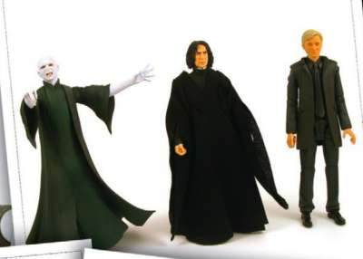 Harry Potter Action Figures 01