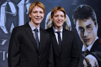 Harry Potter James Oliver Phelps