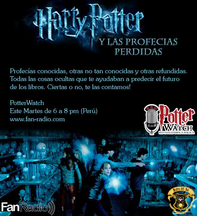 Harry Potter Profecias