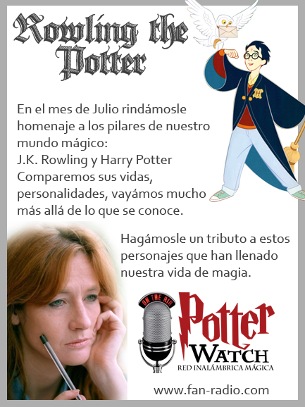 Harry Potter Rowling the Potter