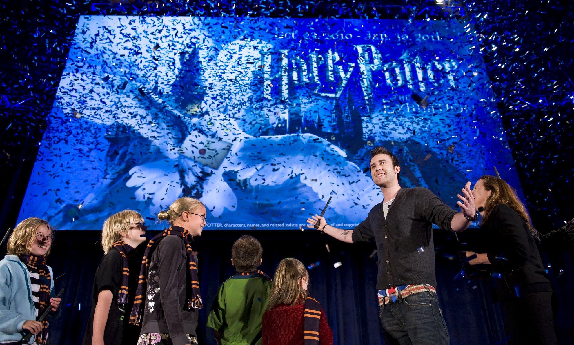 Harry Potter La Exhibicion 01