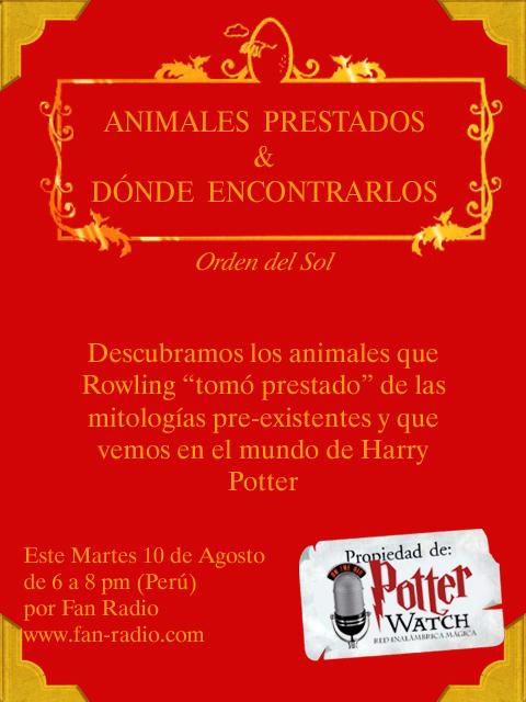 Harry Potter Potter Watch
