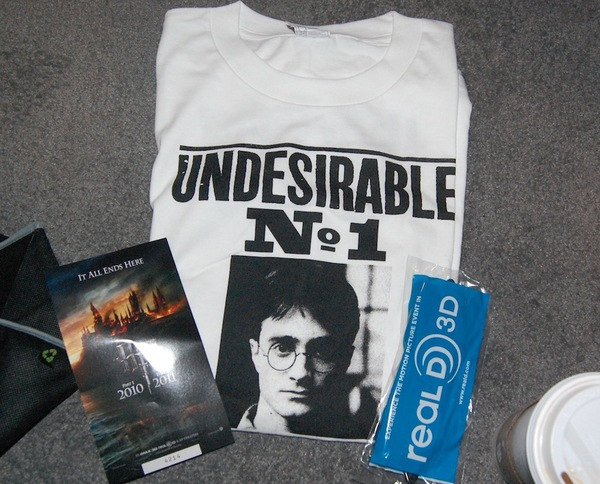 Harry Potter Undesirable 2