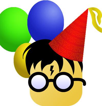 Harry Potter Cumpleaños