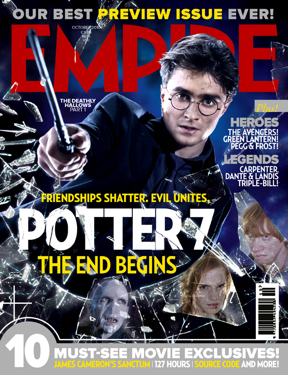 Harry Potter Empire 01