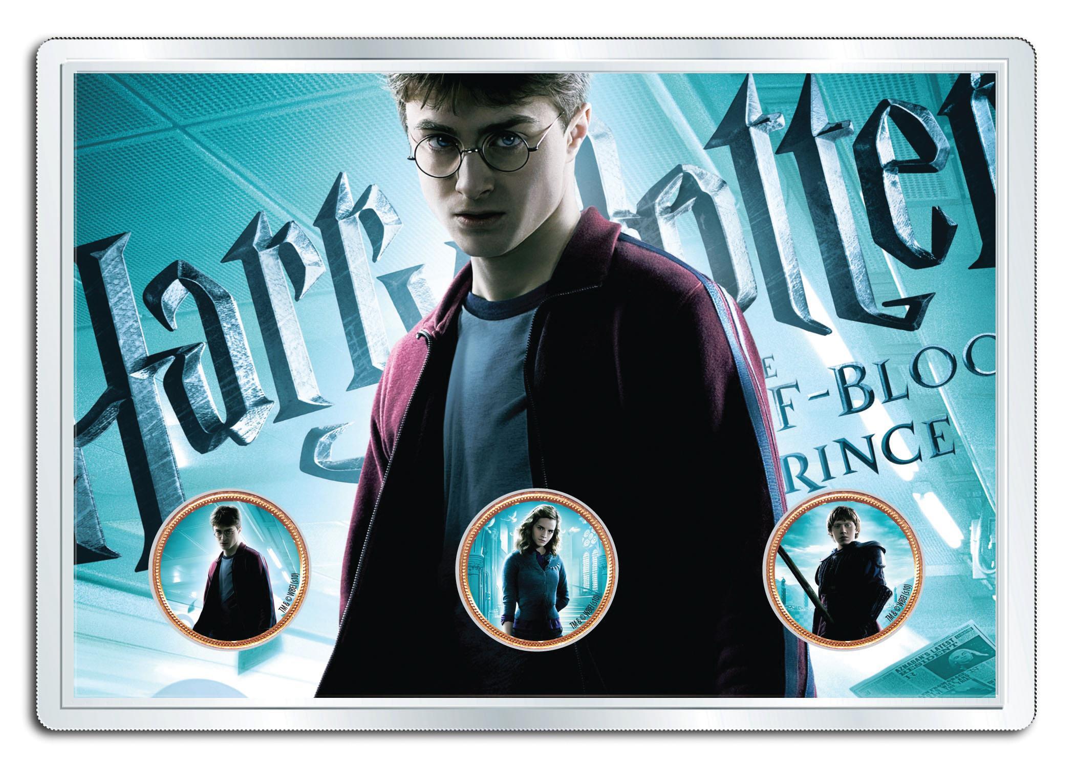 Harry Potter Monedas 01
