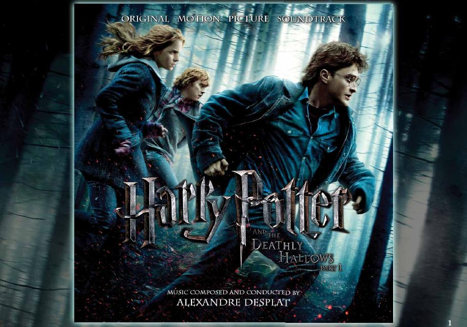 Harry Potter BlogHogwarts HP7 OST 01