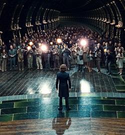 Harry Potter BlogHogwarts Ministerio de Magia
