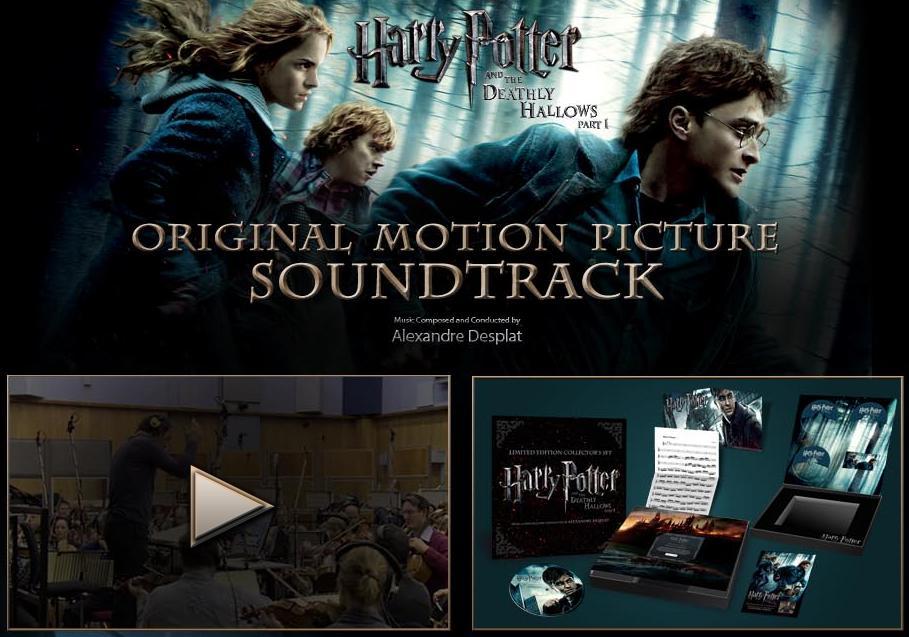 Harry Potter BlogHogwarts OST Website