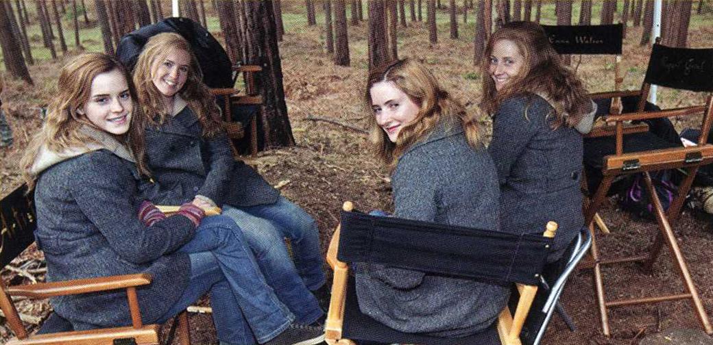 Harry Potter Dobles de Emma Watson