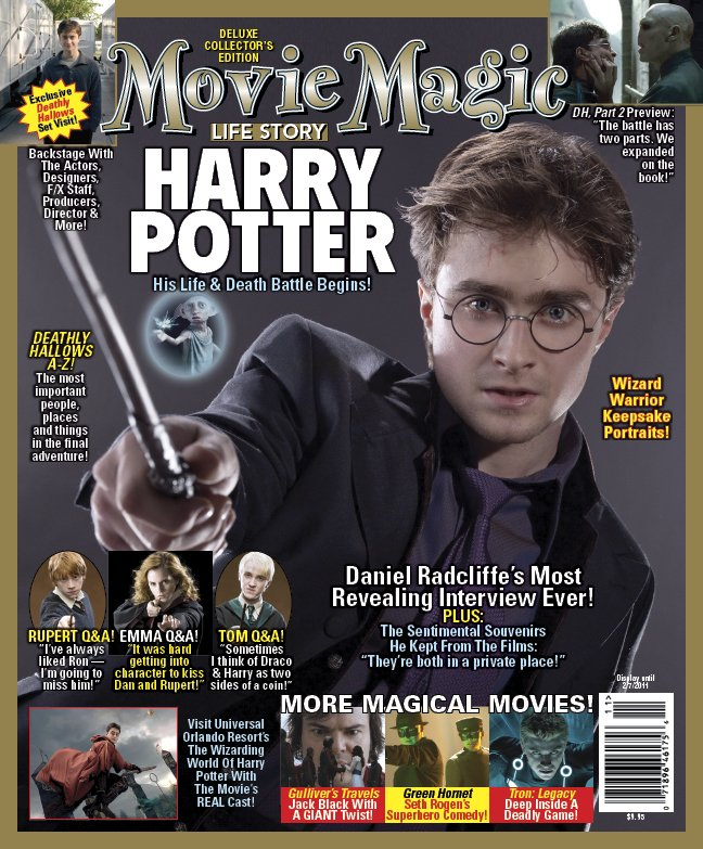 Harry Potter Movie Magic