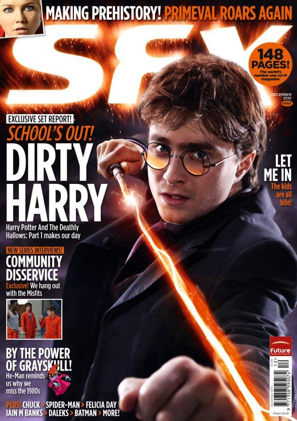 Harry Potter Revista SFX