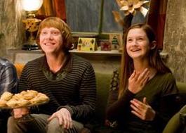 Harry Potter Rupert Bonnie