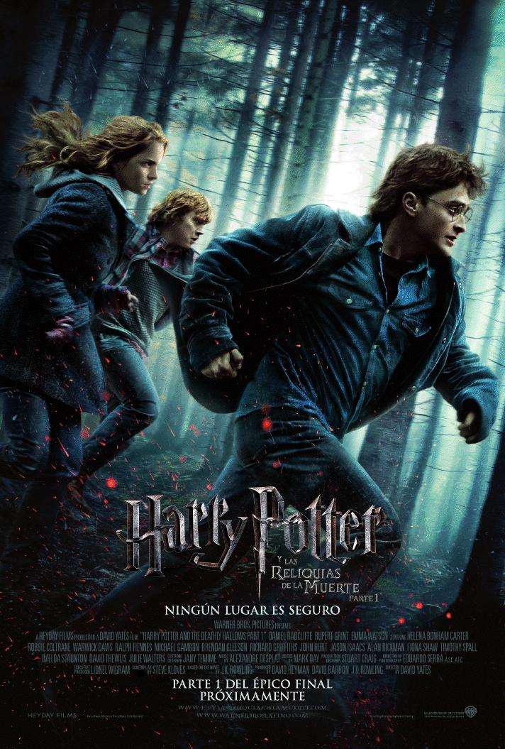 Harry Potter y las Reliquias de la Muerte - BlogHogwarts